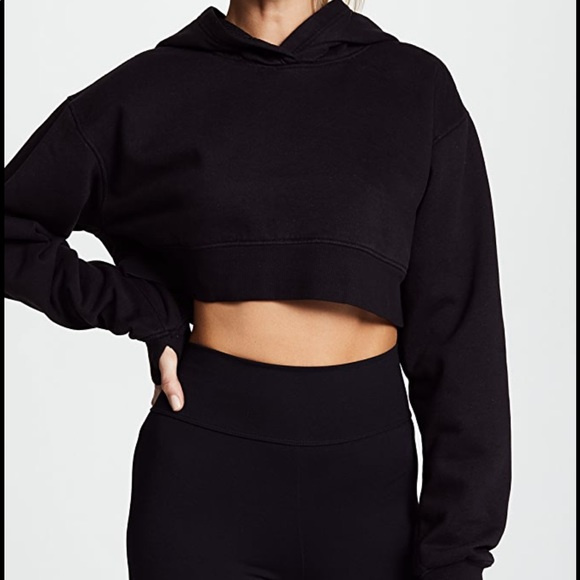 Free People Other - FP Movement Where I'm At cropped hoodie